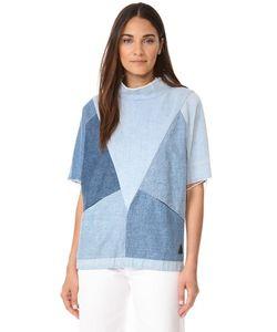 Prps | Рубашка В Лоскутной Технике