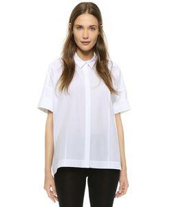 Donna Karan New York | Rolled Sleeve Shirt