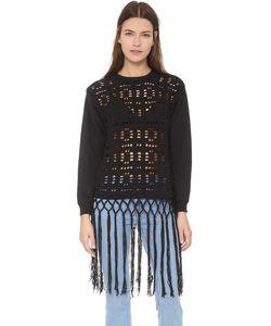 Michaela Buerger | Donna Anna Crochet Pullover