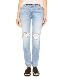 Denim x Alexander Wang | 002 Relaxed Fit Skinny Jeans