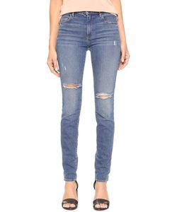 Denim x Alexander Wang | 001 Slim Fit Skinny Jeans