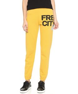 Free City   Feather Weight Sweatpants