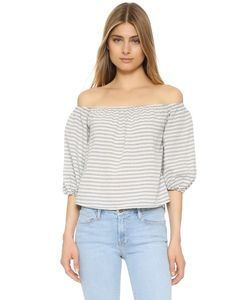 Sam & Lavi | Florence Off Shoulder Top