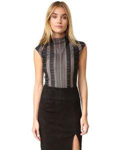 Misha Collection | Giulia Lace Bodysuit