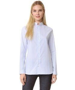 Marie Marot | Sarah Officier Collar Shirt