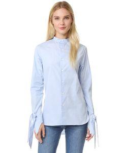 Marie Marot | Polly Mandarin Shirt
