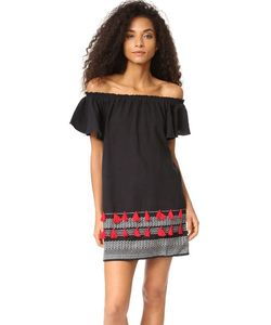 Piper | Ruffle Tassel Dress