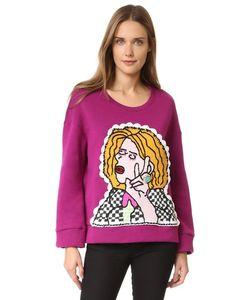 Michaela Buerger | Victory Oversized Sweatshirt