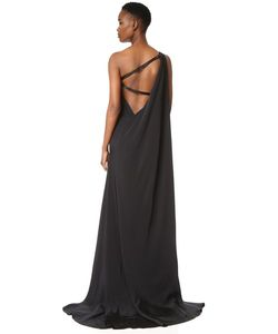 Kaufmanfranco | One Shoulder Gown