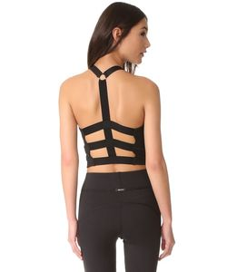 Michi | Matrix Bustier Top