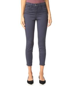 L'agence   Margot High Rise Ankle Skinny Jeans