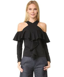 Rodebjer | Tyrese Cold Shoulder Top