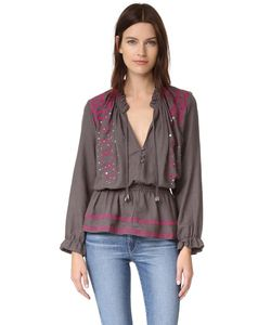 Piper | Embroidered Blouse