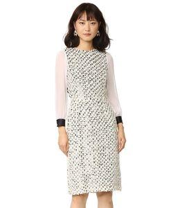 Rodarte | Платье Из Тюля С Блестками