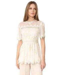 Zimmermann | Блуза Tropicale Antique