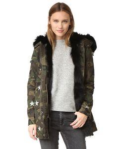 Jocelyn | Пальто В Стиле Карго Из Армейской Ткани
