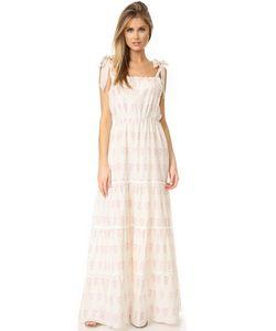 Athena Procopiou   Романтичное Многоярусное Платье Summer Morning