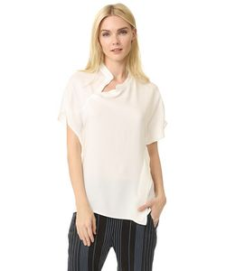 Zero + Maria Cornejo | Рубашка С Перекрученной Деталью