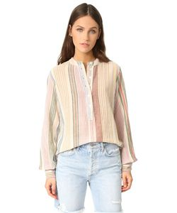 Antik Batik   Рубашка В Полоску Casey