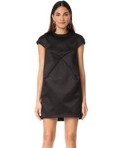 Courrèges   Платье С Короткими Рукавами