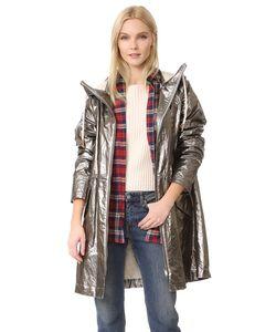 Belstaff   Металлизированное Пальто Rivingten