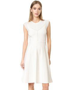 Lela Rose | Расклешенное Трикотажное Платье