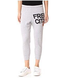 Free City   3/4 Sweatpants