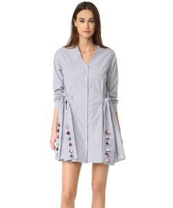 Tanya Taylor | Платье В Полоску Menswear Mirabelle