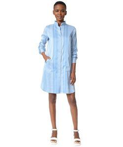Zero + Maria Cornejo | Платье-Рубашка Forward