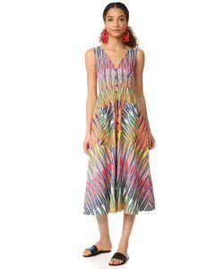 Saloni | Платье С Вырезом Zoey