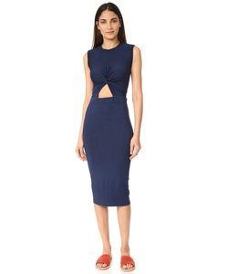 Enza Costa | Платье С Перекрученной Отделкой Спереди