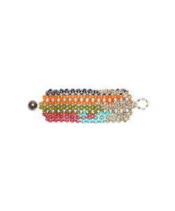 Maria Calderara | Green Cuff Bracelet