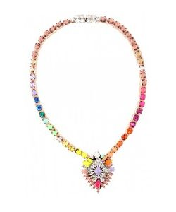 Shourouk | Cora Rainbow Necklace