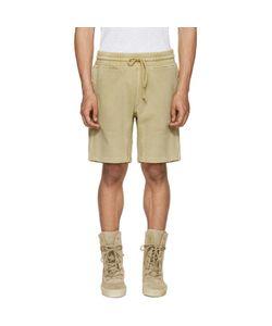 Yeezy | Panelled Sweatshorts