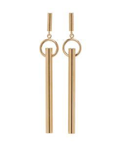 Isabel Marant   Tube Earrings