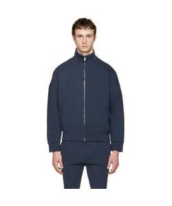 Jil Sander   Jersey Zip-Up Pullover