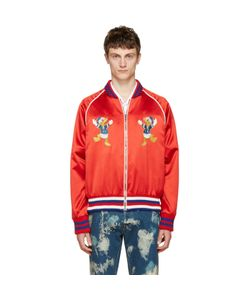Gucci | Donald Duck Bomber Jacket