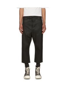 Rick Owens DRKSHDW   Cropped Astaires Jeans