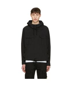 Stone Island Shadow Project | Hooded Pullover Jacket