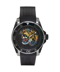 Gucci | And Dive Tiger Watch