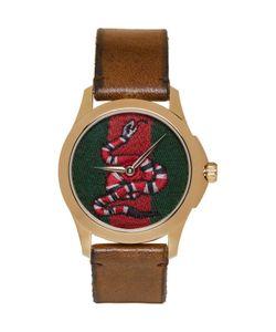 Gucci | Medium G-Timeless Snake Watch