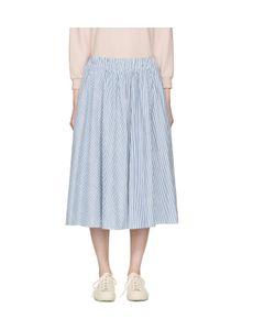Maison Kitsuné | Striped Estelle Skirt