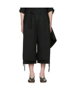 Craig Green | Cotton Long Laye Shorts