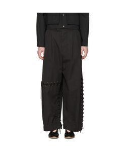 Craig Green   Laced Trousers