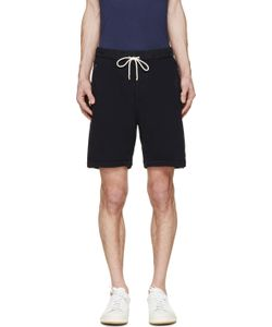 Umit Benan | Navy Lounge Shorts