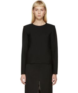 Thomas Tait | Wool Crepe Blouse