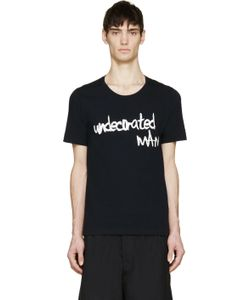 Undecorated Man | Undecorated Print T-Shirt