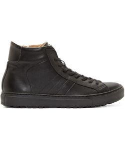 Giuliano Fujiwara | Leather High-Top B6 Sneakers