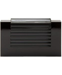 Lee Savage | Black Brass East Stack Clutch