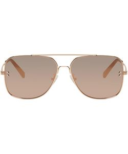 Stella McCartney | Caravan Aviator Sunglasses